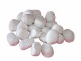 Piedras decorativas color blanco PURLINE